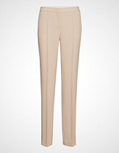 BOSS Business Wear Tamea11 Bukser Med Rette Ben Beige BOSS Business Wear