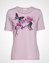 Gerry Weber T-Shirt Short-Sleeve T-shirts & Tops Short-sleeved Rosa GERRY WEBER