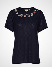 Ted Baker Santula T-shirts & Tops Short-sleeved Blå TED BAKER