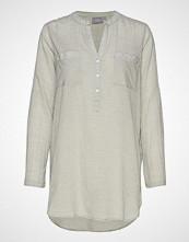 B.Young Byfie Shirt - Bluse Langermet Hvit B.YOUNG