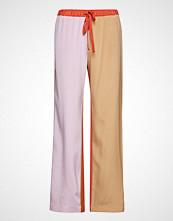 Stine Goya Aileen, 467 Heavy Silk Vide Bukser Rosa STINE GOYA