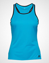 adidas Tennis Club Tank T-shirts & Tops Sleeveless Blå ADIDAS TENNIS