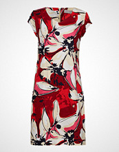 Brandtex Suiting Dress Knelang Kjole Multi/mønstret BRANDTEX