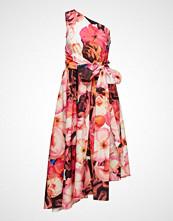 MSGM Dress Knelang Kjole Rosa MSGM