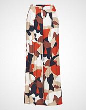 Bruuns Bazaar Freja Narla Pant Vide Bukser Multi/mønstret BRUUNS BAZAAR