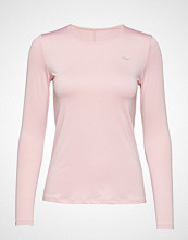 Röhnisch Lasting Long Sleeve T-shirts & Tops Long-sleeved Rosa RÖHNISCH