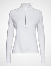 Puma Golf W Rotation 1/4 Zip T-shirts & Tops Long-sleeved Hvit PUMA GOLF
