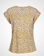 Part Two Kedita Ts T-shirts & Tops Short-sleeved Gul PART TWO