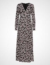 GUESS Jeans Luana Dress Knelang Kjole Multi/mønstret GUESS JEANS