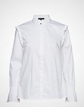 Soft Rebels Tove Shirt Langermet Skjorte Hvit SOFT REBELS
