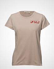 Sofie Schnoor T-Shirt T-shirts & Tops Short-sleeved Rosa SOFIE SCHNOOR