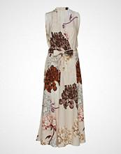 Sand 3318 - Whitney Dress Maxi Maxikjole Festkjole Creme SAND