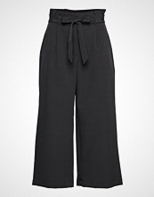 Vero Moda Vmcoco Hw Culotte Paperbag Pants Noos Vide Bukser Svart VERO MODA