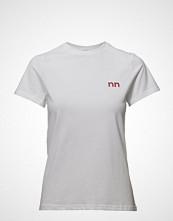 nué notes Torino T-shirts & Tops Short-sleeved Hvit NUÉ NOTES