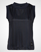 Peak Performance W Orig Top T-shirts & Tops Sleeveless Blå PEAK PERFORMANCE