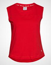 Cènnìs Tank Top T-shirts & Tops Sleeveless Rød CHAMPION