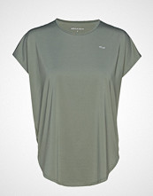 Röhnisch Leo Loose Top T-shirts & Tops Short-sleeved Grønn RÖHNISCH