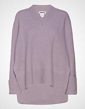 Hope Moon Sweater Strikket Genser Lilla HOPE