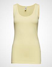 Soyaconcept Sc-Pylle T-shirts & Tops Sleeveless Gul SOYACONCEPT