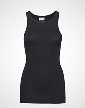 By Malene Birger Amiee T-shirts & Tops Sleeveless Svart BY MALENE BIRGER