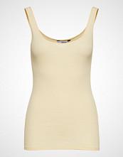 Envii Envelda Sl Tee 5928 T-shirts & Tops Sleeveless Gul ENVII