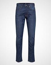 GAP Slim Ltwt Dark Indigo Slim Jeans Blå GAP