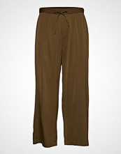 Filippa K Silk Trouser Vide Bukser Brun FILIPPA K
