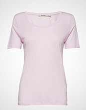 Whyred Vanya T-shirts & Tops Short-sleeved Rosa WHYRED