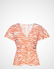 Max & Co. Diffuso T-shirts & Tops Short-sleeved Oransje MAX&CO.