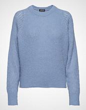 Stine Goya Jack, 583 Fluffy Knit Strikket Genser Blå STINE GOYA