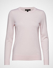 Banana Republic Sp19 Merino Crew Strikket Genser Rosa BANANA REPUBLIC