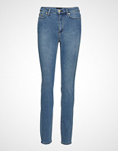 Filippa K Vicky Washed Jean Slim Jeans Blå FILIPPA K
