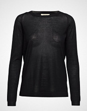 Whyred Rand T-shirts & Tops Long-sleeved Svart WHYRED