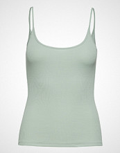 Envii Enocean Sl Tee 5892 T-shirts & Tops Sleeveless Grønn ENVII