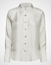 Busnel Binic Shirt Bluse Langermet Hvit BUSNEL