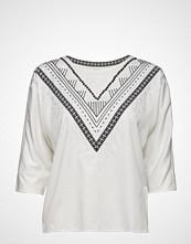 Taifun T-Shirt 3/4-Sleeve R T-shirts & Tops Long-sleeved Hvit TAIFUN