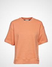 IBEN Lenny Tee T-shirts & Tops Short-sleeved Oransje IBEN