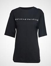 Birgitte Herskind Barbara T-Shirt T-shirts & Tops Short-sleeved Svart BIRGITTE HERSKIND