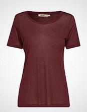 Whyred Vanya T-shirts & Tops Short-sleeved Rød WHYRED