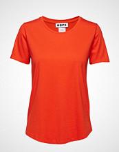 Hope Tee T-shirts & Tops Short-sleeved Oransje HOPE