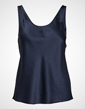 Filippa K Satin Slip Top T-shirts & Tops Sleeveless Blå FILIPPA K