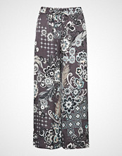Odd Molly Wonderland Pant Vide Bukser Multi/mønstret ODD MOLLY