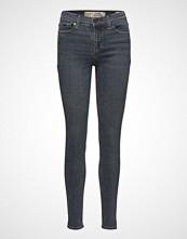 Superdry Super Crafted- Skinny Mid Rise Skinny Jeans Blå SUPERDRY
