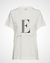 ELLE STYLE AWARDS COLLECTION 2019 T-Shirt T-shirts & Tops Short-sleeved Hvit ELLE STYLE AWARDS COLLECTION 2019
