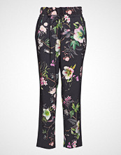 Betty Barclay Trousers Bukser Med Rette Ben Svart BETTY BARCLAY
