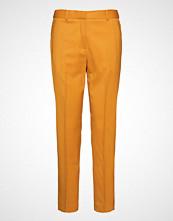 Calvin Klein Stripe Insert Stl An Bukser Med Rette Ben Gul CALVIN KLEIN
