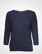 Esprit Sport T-Shirts T-shirts & Tops Long-sleeved Blå ESPRIT SPORT