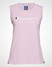 Champion Rochester Tank Top T-shirts & Tops Sleeveless Rosa CHAMPION ROCHESTER