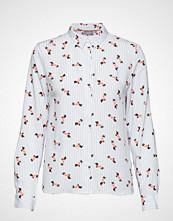 B.Young Friche Chili Shirt - Langermet Skjorte Hvit B.YOUNG