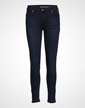 Denim Hunter Celina Zip Custom Skinny Jeans Blå DENIM HUNTER